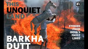 Barkha's Unquiet Land Generates Interest in Kashmir