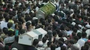 Violence revisits Kashmir