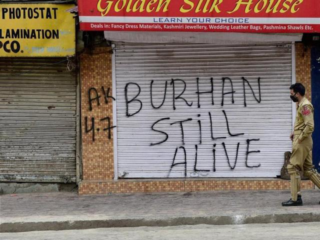 Kashmir under Siege