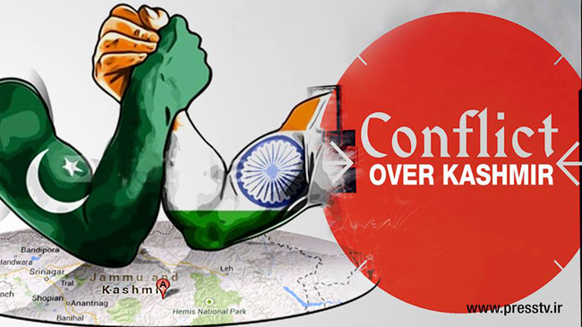 """KASHMIR ISSUE AND IT""""S RESOLUTION-THE NEED OF THE MOMENT."""