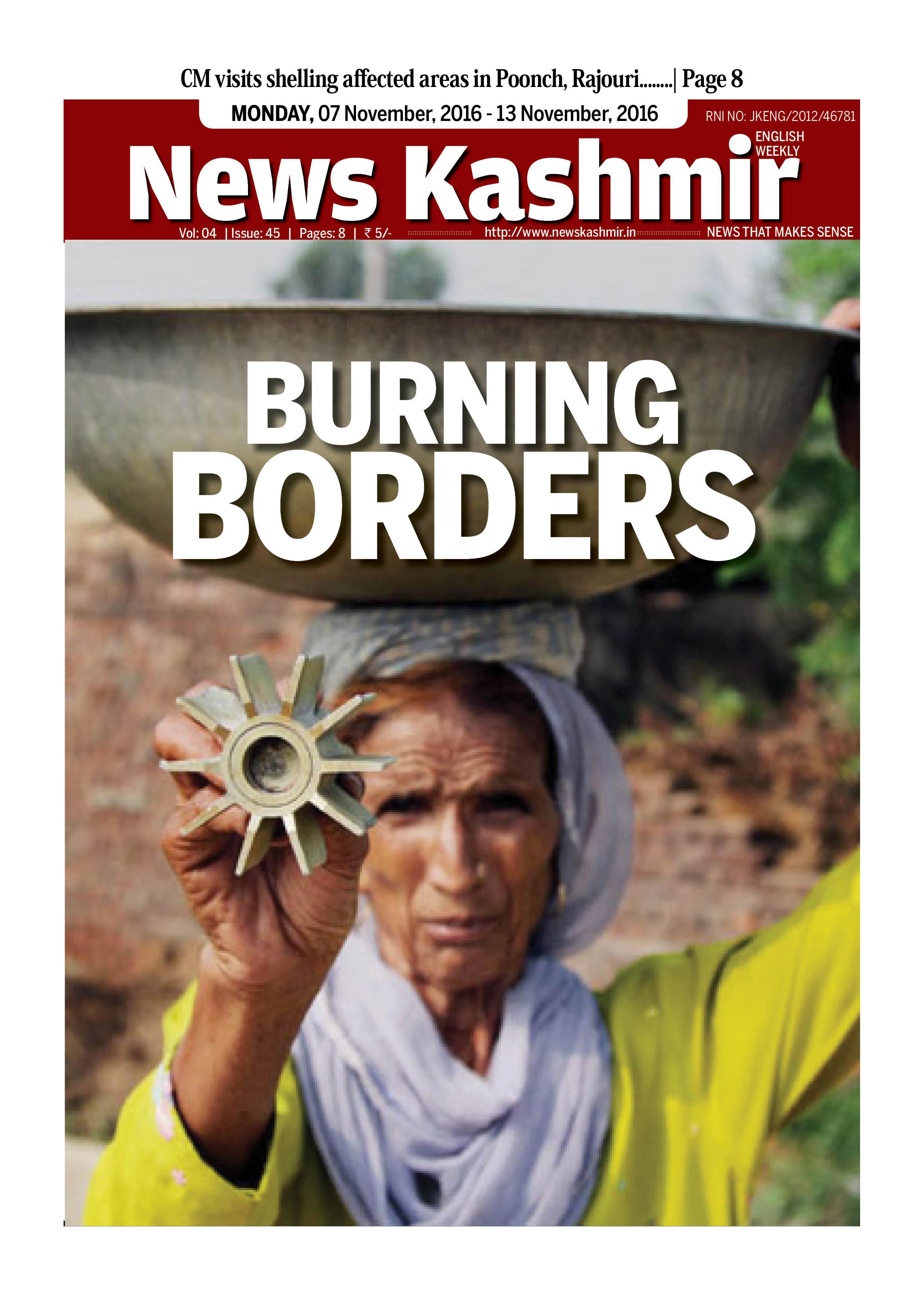 Burning Borders