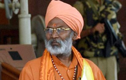 Fortunate to appear before court in Babri Masjid demolition case: Sakshi Maharaj