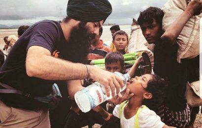 Whenever I am called for service to humanity I am always ready to go to any extent: Jeevanjyot Singh, Khalsa Aid