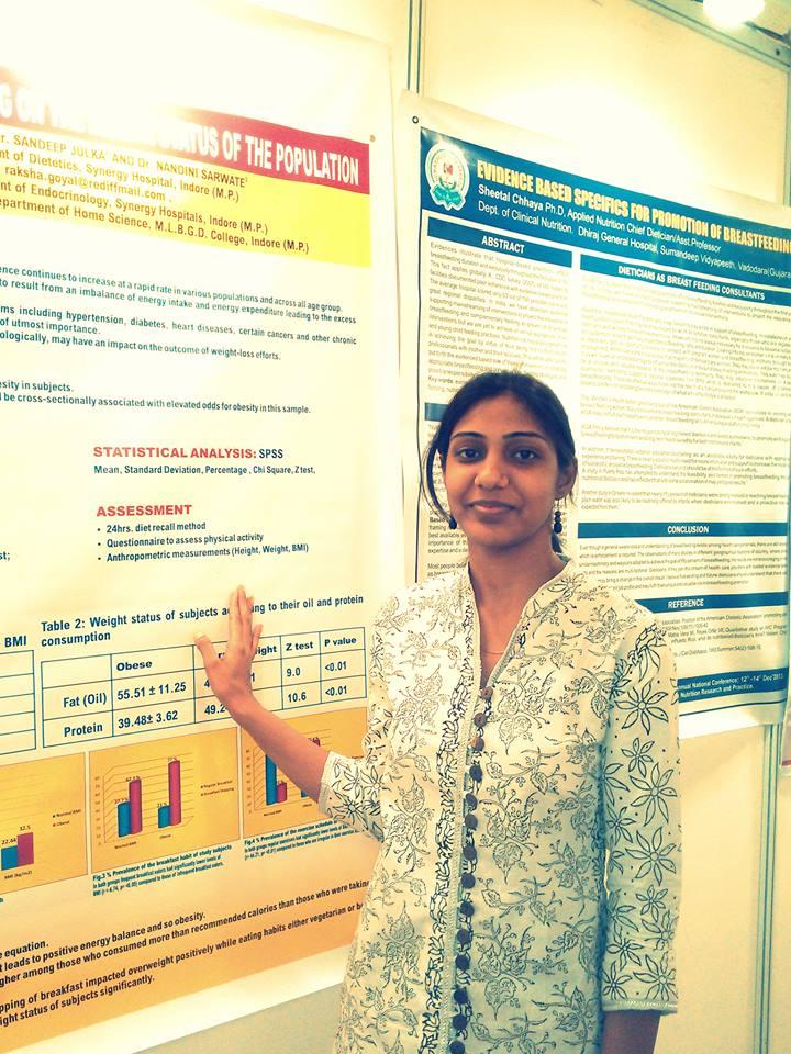 Interview with Raksha Goyal, Eminent Nutritionist