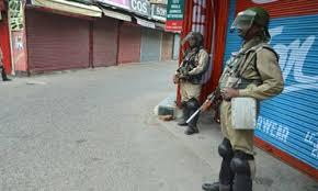 Caged, Gagged Kashmir