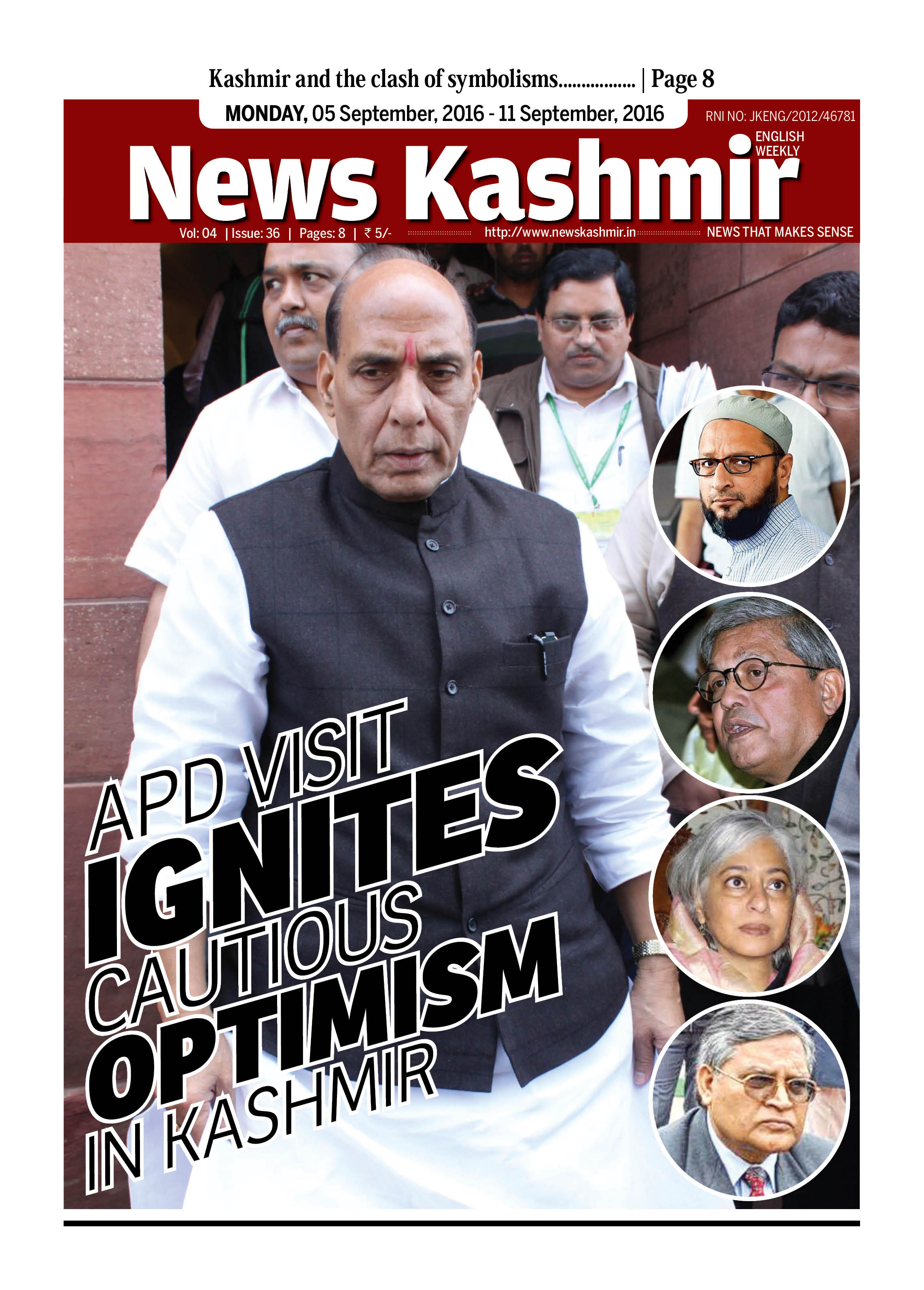 APD Visit Ignites Cautious optimism in Kashmir