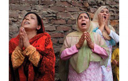 Crying Kashmir
