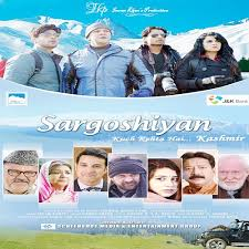 Sargoshiya Movie : First Bollywood film to premiere in Srinagar