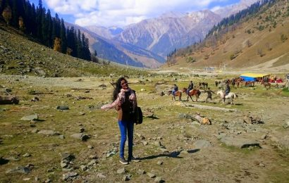 Wonderful Kashmir Experience penned down by Sri lankan traveller Sakie Ariyawansa