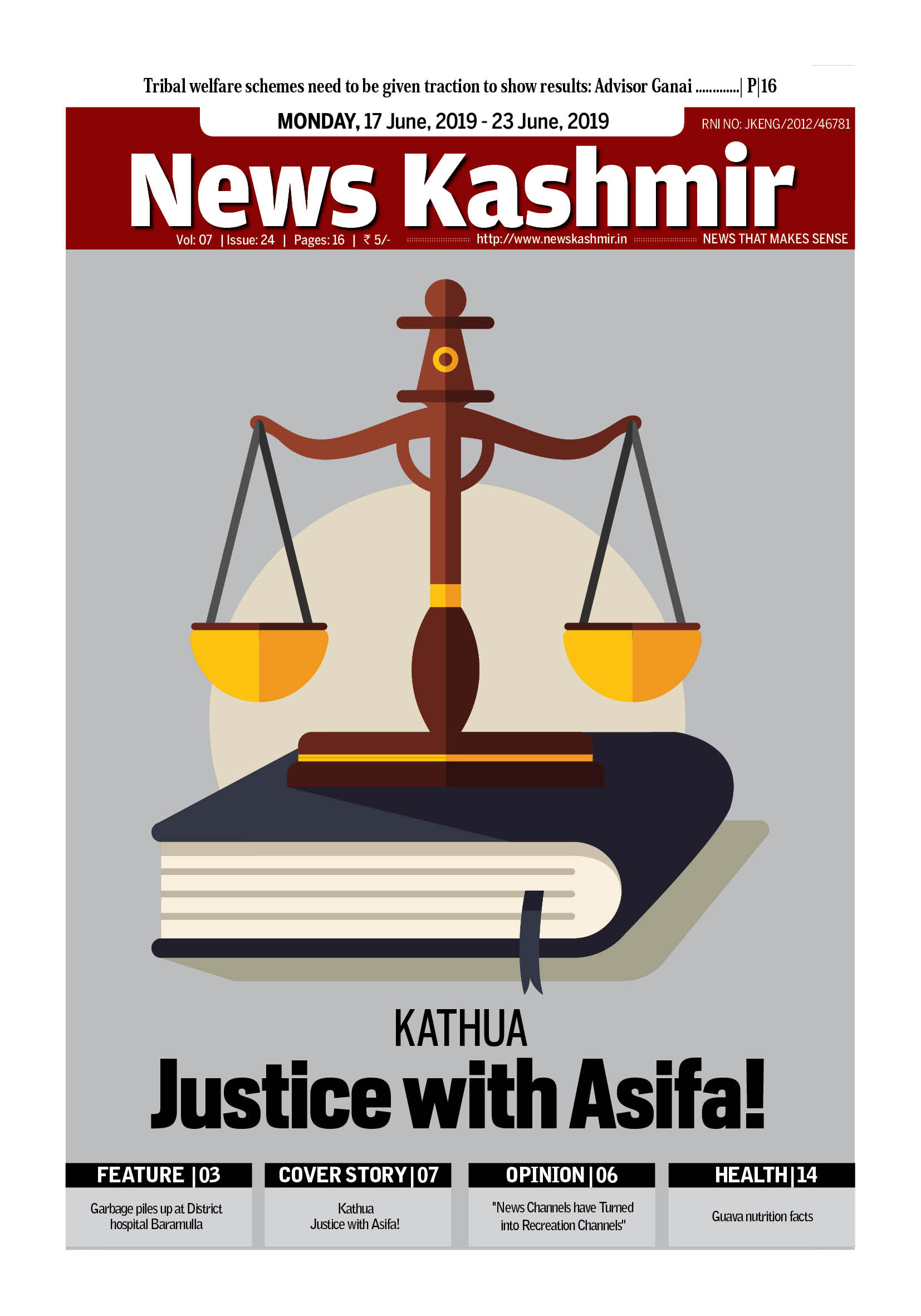 Kathua : Justice with Asifa!